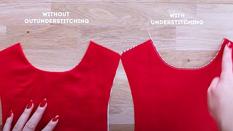 What Is Under Stitching And Why It's Important | DIY Joy Projects and Crafts Ideas