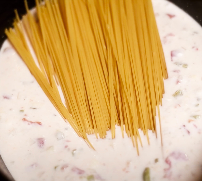 Crockpot Chicken Spaghetti Recipe   Crockpot Recipes