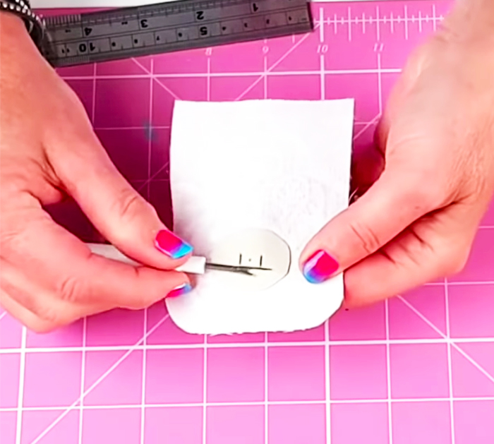 How To Make A Clip-On Hand Sanitizer Holder - Sew a Hand Gel Pouch