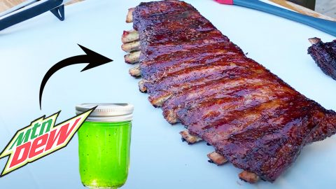 How To Make Mountain Dew Ribs | DIY Joy Projects and Crafts Ideas