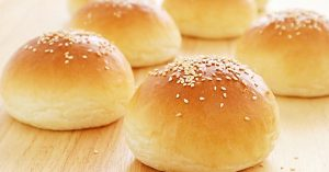 Homemade Brioche Burger Buns Recipe