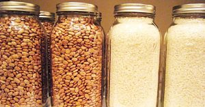 How To Dry Can Beans And Rice
