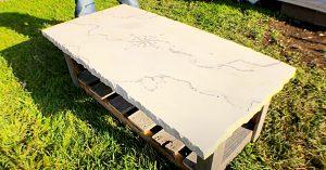 How To Make A Beginner's Concrete Countertop