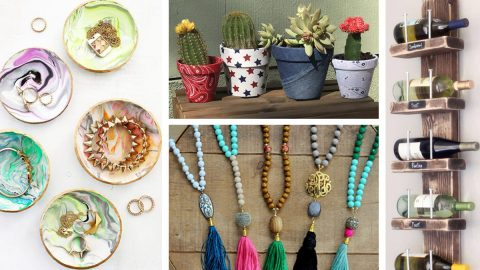 75 Crafts to Make and Sell For Profit   Top Selling DIY Ideas   DIY Joy Projects and Crafts Ideas