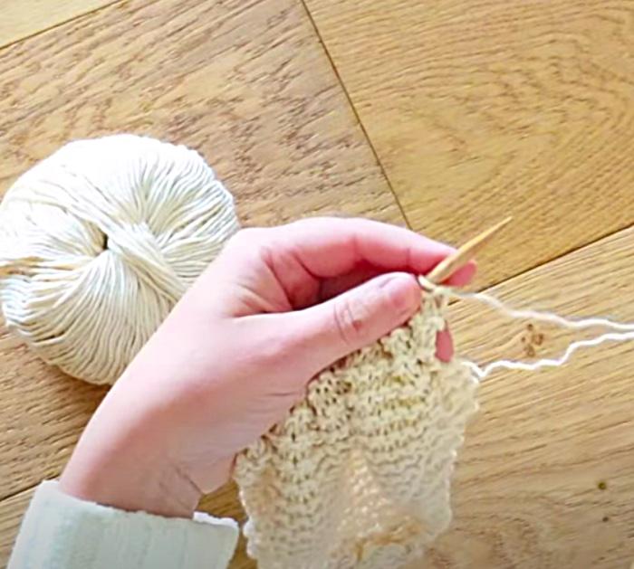 Use Cotton Yarn To Make Farmhouse Washcloths