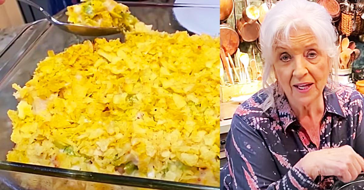 Chicken Salad Recipe Paula Deen