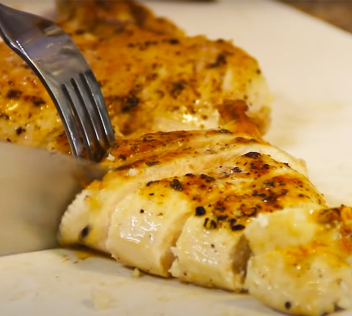 Use Grilled Chicken Cubes - How To Make Chicken And Potato Casserole - Homemade Recipes