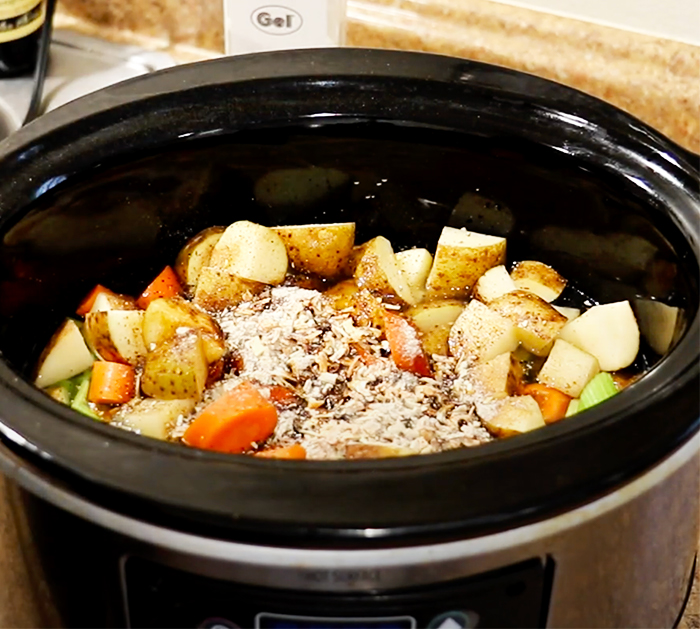 Use Onion Soup Mix To Flavor Beef Stew - Beef Recipes - Simple Recipes