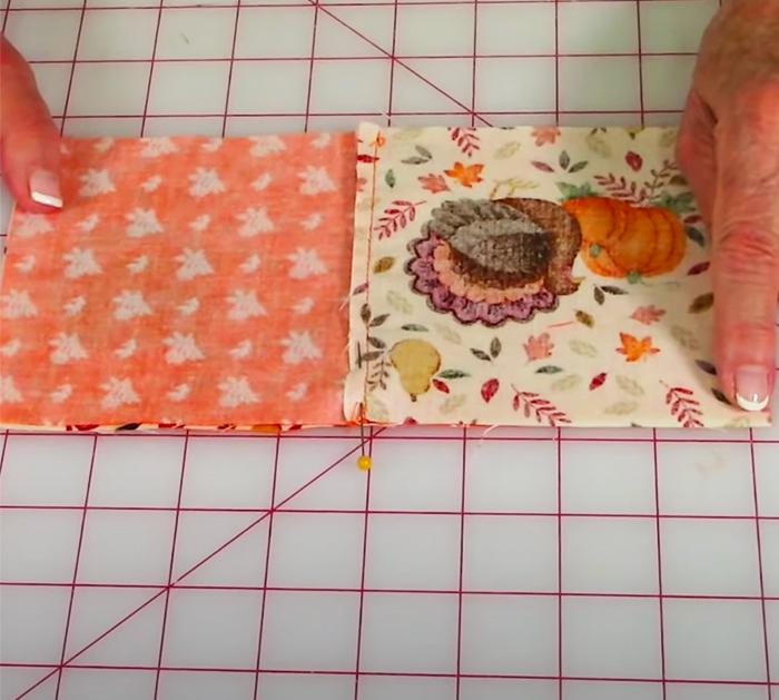 Sew Fall Pot Holders - DIY Sewing - Pot Holders