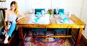 How To Make A $50 DIY Farmhouse Table