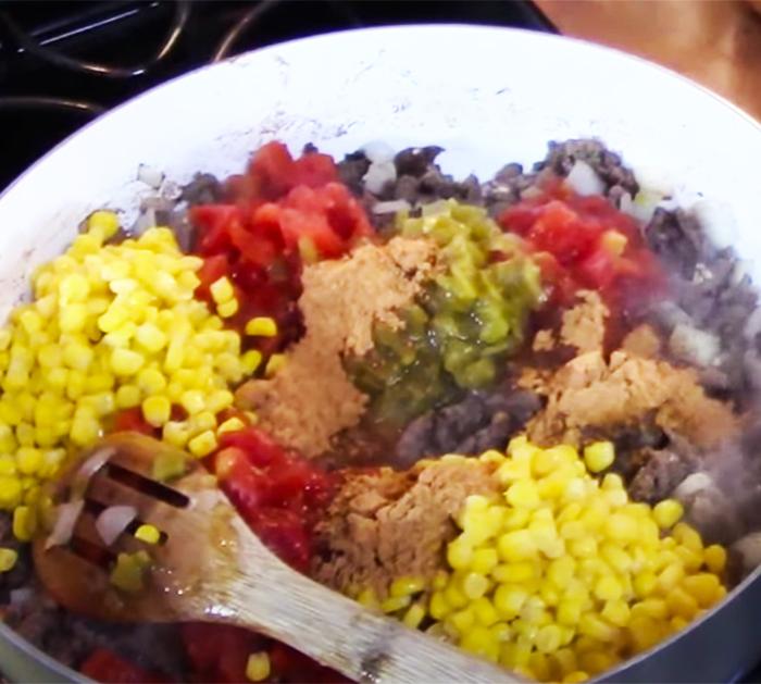 Use Doritos To Make Casserole - Tex-Mex Recipes