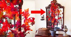 How To Make A Fall Tree