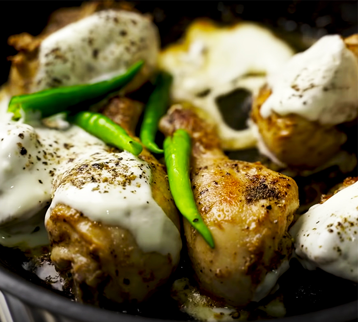 Use Chili Peppers To Make Lemon Pepper Chicken - Spice Eats - Easy Chicken Recipes