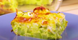 How To Make Zucchini Casserole