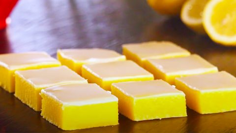 Lemon Brownies Recipe | DIY Joy Projects and Crafts Ideas