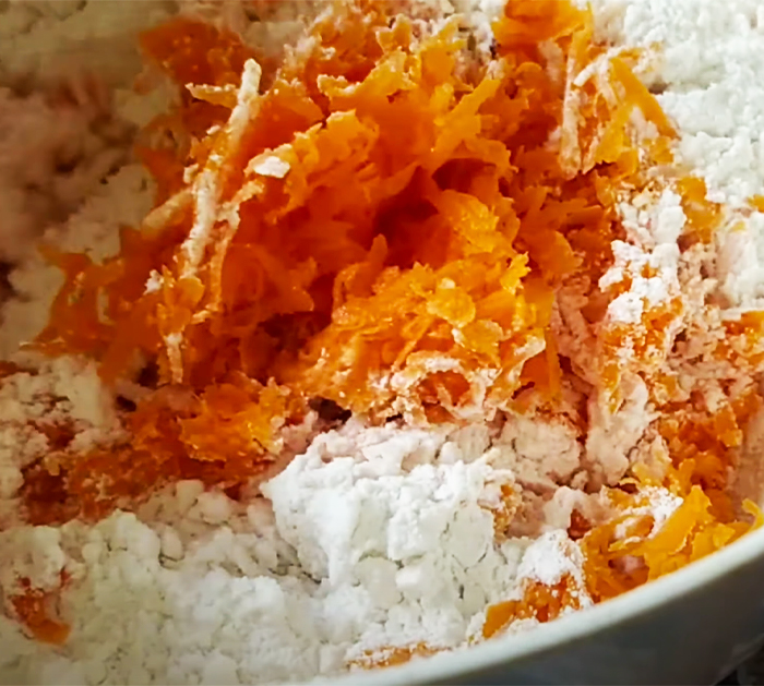 Use Grated Carrots To Make Carrot Cake - No-oven Needed