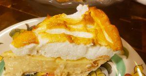 Old Fashioned Butterscotch Pie Recipe