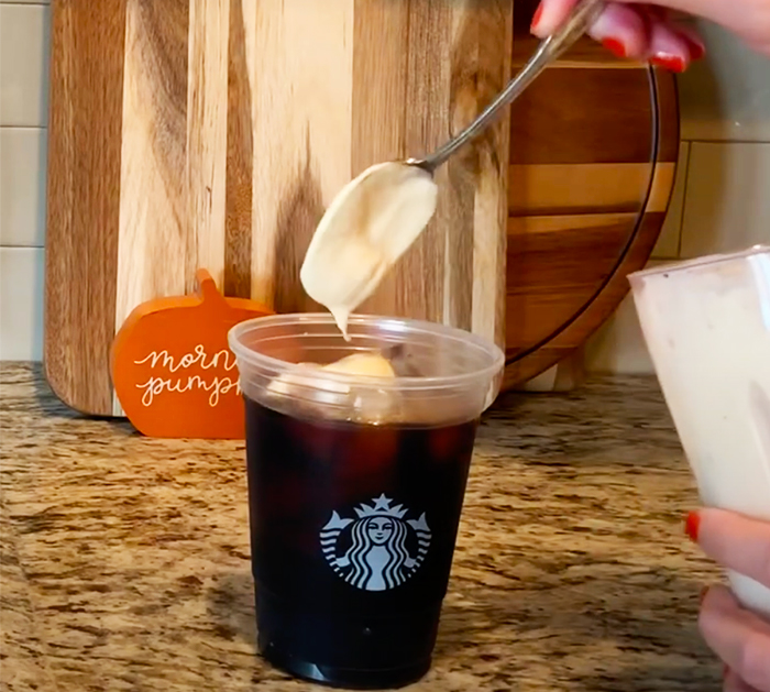 Make Homemade Pumpkin Foam - Copycat Recipes - Starbucks Drinks Recipe