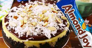 Almond Joy Cheesecake Recipe