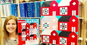 How To Make A Barns Quilt With Donna Jordan