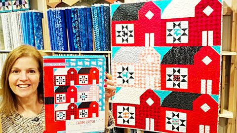 How To Make A Barns Quilt With Donna Jordan | DIY Joy Projects and Crafts Ideas