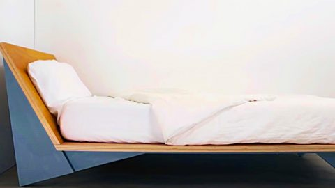 How To Make A Budget-Friendly Platform Bed From Plywood | DIY Joy Projects and Crafts Ideas