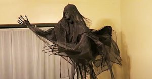 How To Make A Life-Size Dementor From Harry Potter