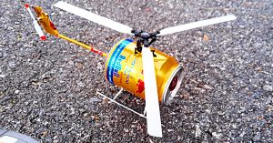 DIY Remote Control Helicopter