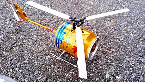 DIY Remote Control Helicopter | DIY Joy Projects and Crafts Ideas