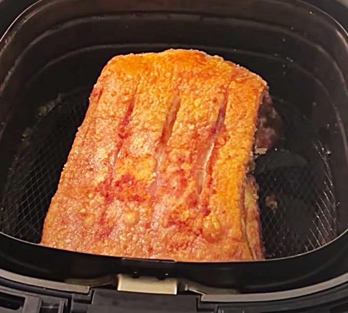 Air Fryer Pork Cracklins - Low Carb Ideas - Keto Recipes