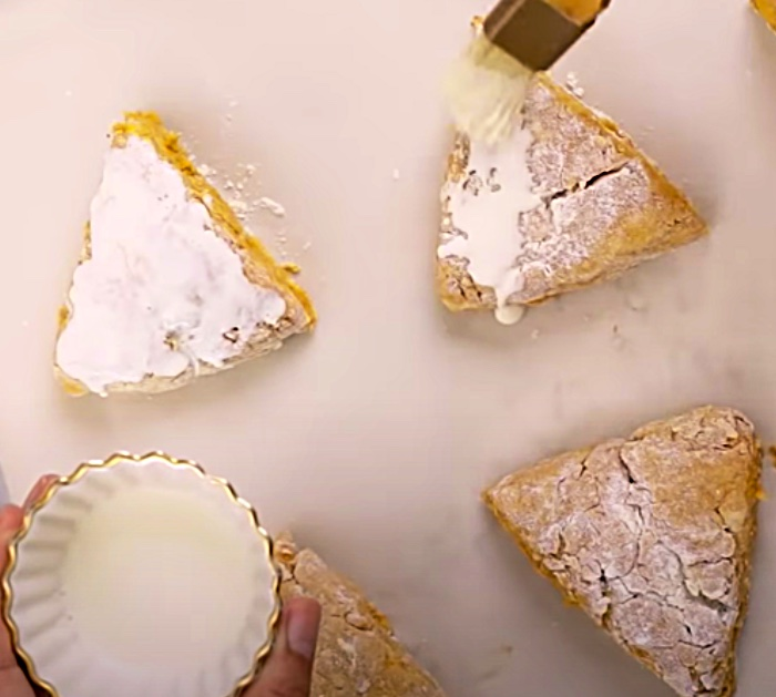 Fall Recipes - Baking Recipes - Fall Scone Recipe