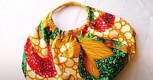 How To Make A Round Boho Handbag