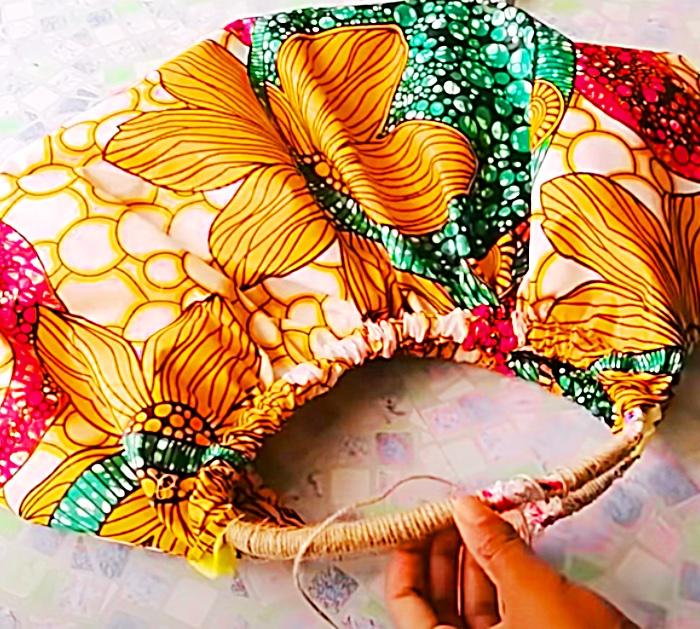 Easy Sewing Ideas - Quick DIY Handbag - Homemade Purse Idea