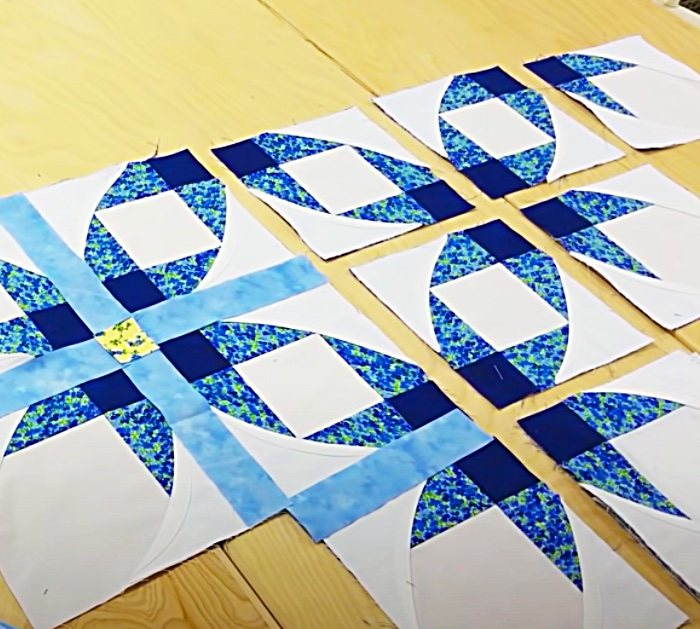 Beginner's Quilt - Free Quilt Pattern - Cathedral Stars Quilt Tutorial