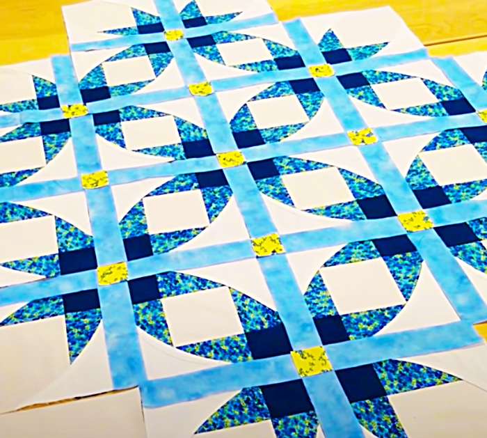 Donna Jordan Quilt Design - Easy Quick Quilt Pattern - Quilting Ideas