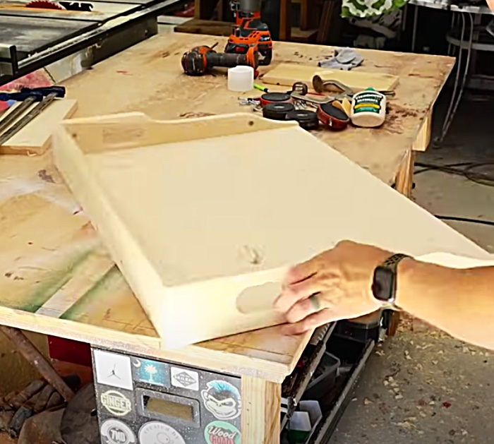 How To make a Wood Stove Cover - DIY Stove Accessory - Woodwork Ideas