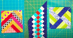 How To Make Strips Galore Quilt Blocks
