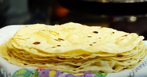 How To Make Flour Tortillas With Butter