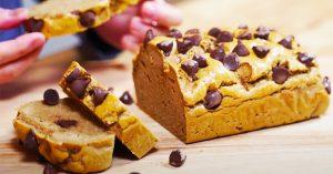 4-Ingredient Cookie Dough Bread Recipe