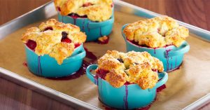 Bumbleberry Cobbler Recipe