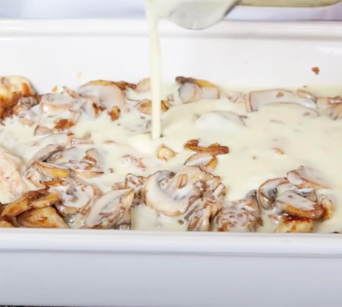 Easy Casserole Meals - Creamy chicken Casserole Recipes