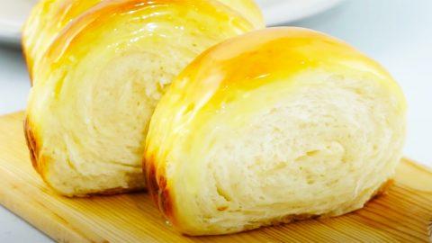 Condensed Milk Bread Recipe | DIY Joy Projects and Crafts Ideas