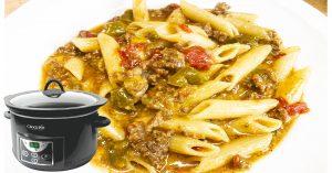 Crockpot Chili Mac Recipe