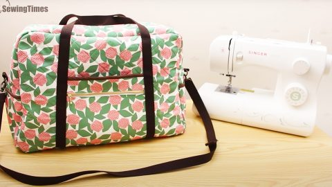 DIY Sewing Machine Travel Case   DIY Joy Projects and Crafts Ideas