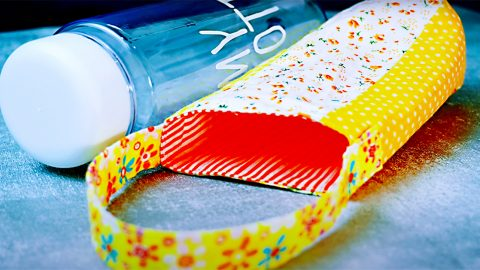 DIY Water Bottle Bag | DIY Joy Projects and Crafts Ideas