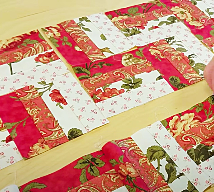 Table Runner By Jordan Fabrics - Easy Quilting Project - Table Runner Ideas