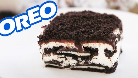 How To Make Oreo Layered Pudding Cake | DIY Joy Projects and Crafts Ideas