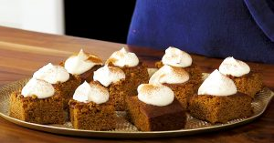 Old-Fashioned Gingerbread Cake Recipe