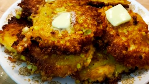 Sweet Corn Fritters Recipe | DIY Joy Projects and Crafts Ideas