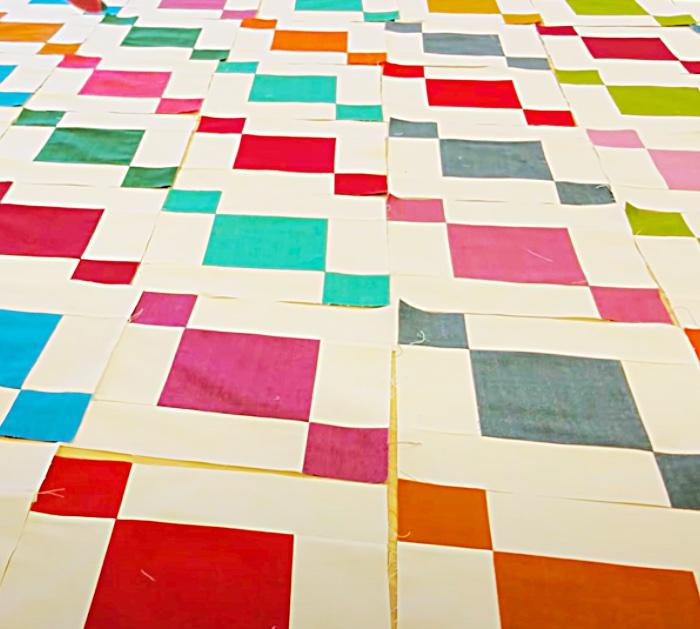 Simple Quilt Ideas - Free Quilt Pattern - Donna Jordan Quilt Design